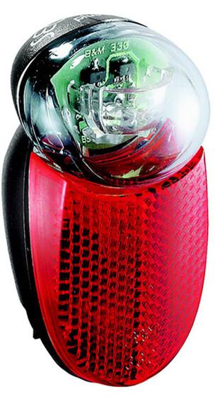 Busch + Müller Seculite Fietsverlichting rood/zwart